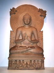 "The Buddha, teacher of ""no self."""