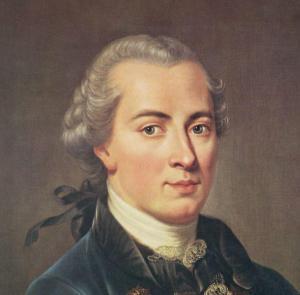 German Philosopher Immanuel Kant (1724-1804)