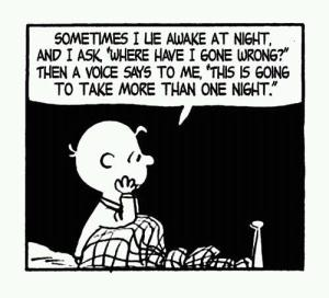 Charlie Brown One Night