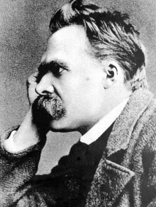 Nietzsche, a man with few friends himself