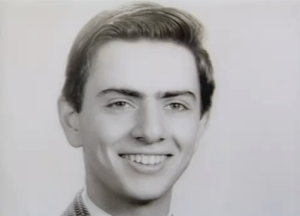 A young Carl Sagan
