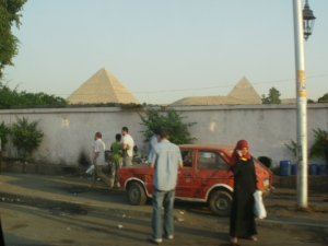 Egypt, outside of Giza, taken by me.