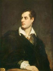 Byron in 1824