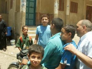 Egypt, street scene