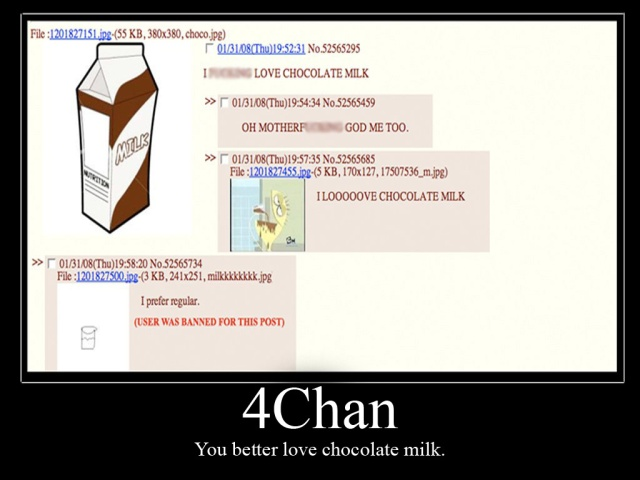 "The closest I found to a ""clean"" 4Chan image. [From knowyourmemes.com]"