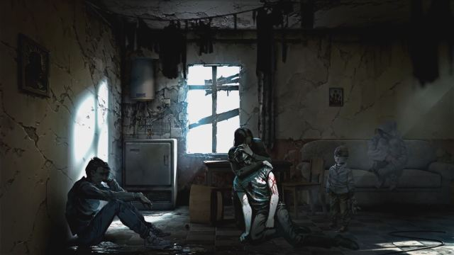 Concept art from This War of Mine [Image courtesy of craveonline]
